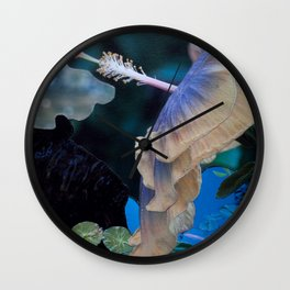 5th Dimension II Wall Clock