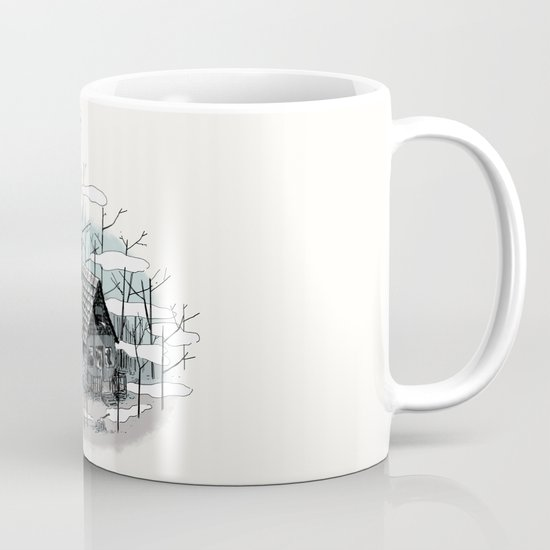 DEEP IN THE HEART OF THE FOREST Mug