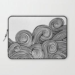 Waves Laptop Sleeve