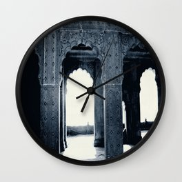 The Way to the light is longer  Wall Clock