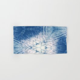 Pattern of clouds 15 Hand & Bath Towel