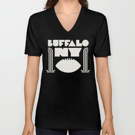 Buffalo NY Unisex V-Neck