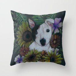 Sassie Lynne Throw Pillow