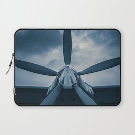 Clear Prop! Laptop Sleeve
