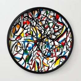 A BEAUTIFUL DREAM Wall Clock