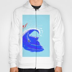 surf design Hoody