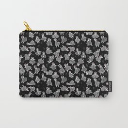 Yapis (Black) Carry-All Pouch
