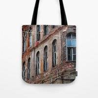 istanbul Tote Bags featuring Istanbul by cArt
