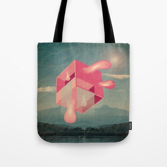 bucolico cubolo Tote Bag