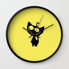 Alice's cat Wall Clock