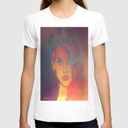 Lana Mystic Album Cover T-shirt