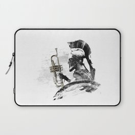 Trumpet Warrior Laptop Sleeve