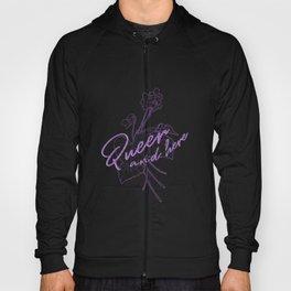 Queer Violets Hoody