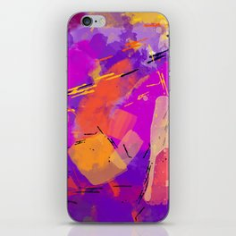 Funky Party iPhone Skin