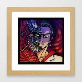 Yakuza: Like a Dragon Framed Art Print
