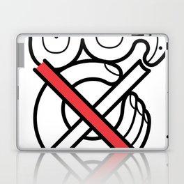 No Fumar/No Smoking Laptop & iPad Skin