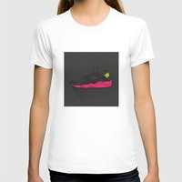 nike T-shirts featuring Nike Huarache by Maurice Creative