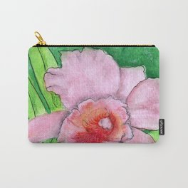 Pink Orchid Dream Carry-All Pouch
