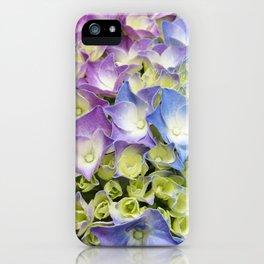 AZISAI/紫陽花 iPhone Case