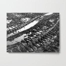 """""""Field 5026""""  Metal Print"""