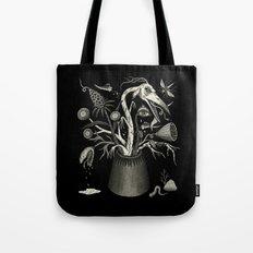 Fierce Bouquet Tote Bag