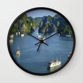 Halong Bay - Landscape Wall Clock