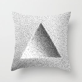 A B S T R A C T - 2 Throw Pillow