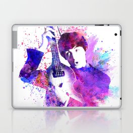 Paul Laptop & iPad Skin