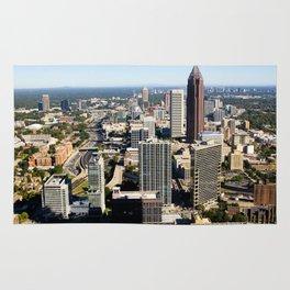 Downtown Atlanta, GA Rug