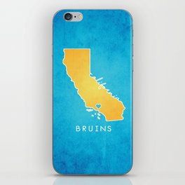 UCLA Bruins iPhone Skin