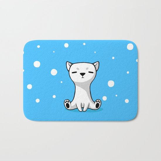 Polar Cub Bath Mat