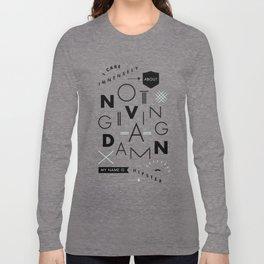 Avant-Garde Long Sleeve T-shirt