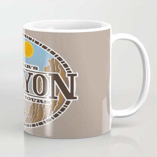 Beggar's Canyon Tours Mug