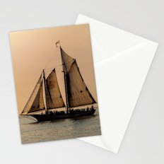 Sunset in Key West Stationery Cards