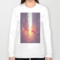 tame impala Long Sleeve T-shirts featuring Tame Impala by Joey Grande