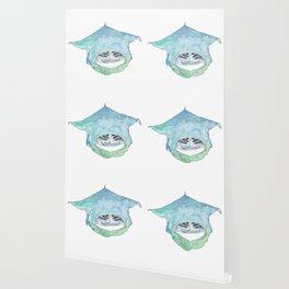 Manta ray Magic Wallpaper