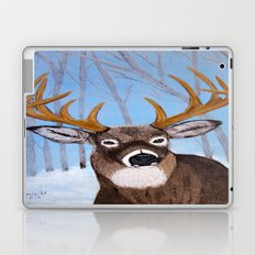 Winter Buck Laptop & iPad Skin