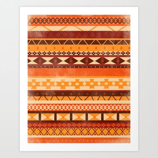 Native Spirit Art Print