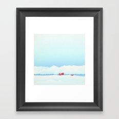 Dale-bay winters Framed Art Print