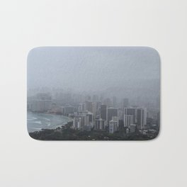 gloomy hawaii Bath Mat