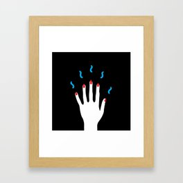 Magic Spellz 3 Framed Art Print