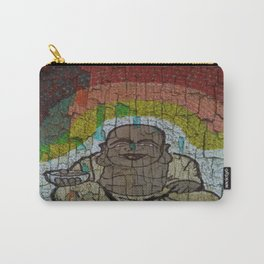 lucky buddha  Carry-All Pouch