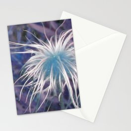 Flower (Western Pasque) Stationery Cards