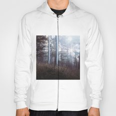 Forest Trees Sunrise Hoody