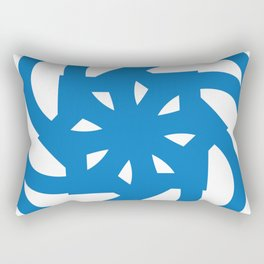 Gill Sans Rectangular Pillow