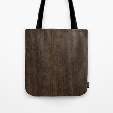 Smoked Etimoe Wood Tote Bag