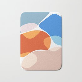 Modern minimal forms 36 Bath Mat