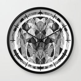 The Turtle Wall Clock