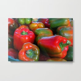 Peppers I Metal Print
