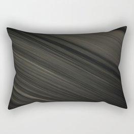 Líneas difusas Rectangular Pillow